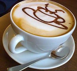 кофе-латтэ
