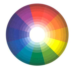 Терапия цветом