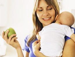 продукты кормящей маме