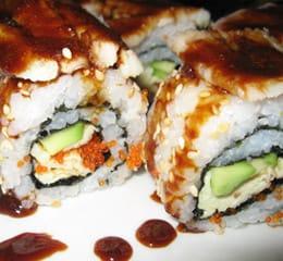 Любителям суши