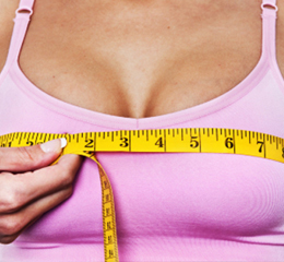 увеличения размера груди